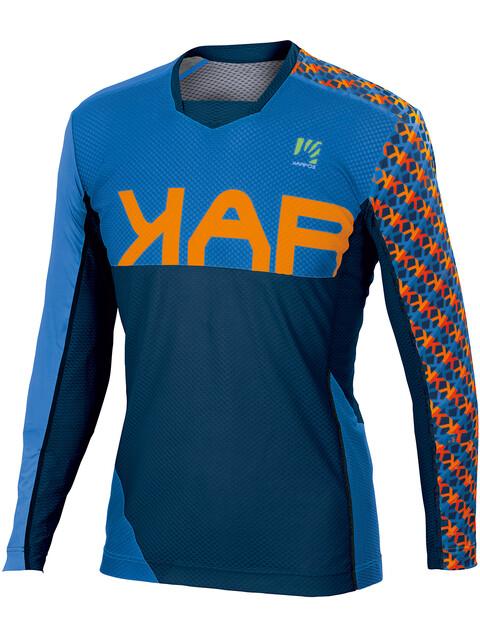 Karpos Jump LS Jersey Men insignia blue/bluette